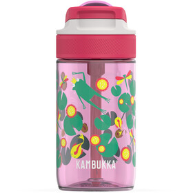 Kambukka Lagoon Bottle 400ml Kids, kiss a frog